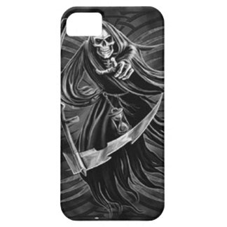 Grim Reeper iphone cover iPhone 5 Cover