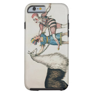 Grimaldi and the Alpaca, in the Popular Pantomime Tough iPhone 6 Case