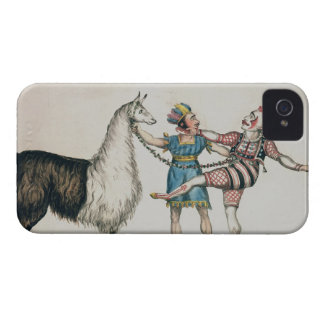 Grimaldi and the Alpaca, in the Popular Pantomime Case-Mate iPhone 4 Cases