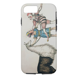Grimaldi and the Alpaca, in the Popular Pantomime iPhone 8/7 Case