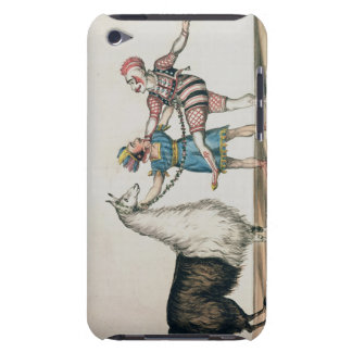 Grimaldi and the Alpaca, in the Popular Pantomime iPod Case-Mate Case