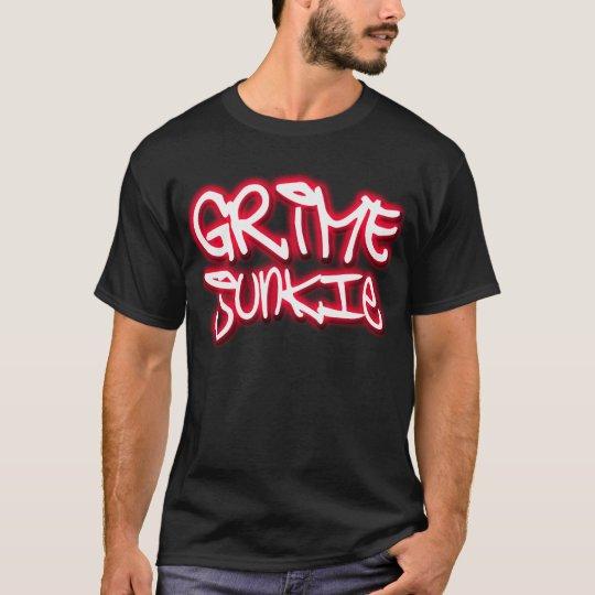 GRIME Junkie mens T-Shirt