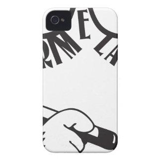Grime Lab Writer iPhone 4 Case-Mate Cases