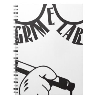 Grime Lab Writer Notebook