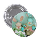Grimitives Sweet Bunny Rabbit Doll Buttons