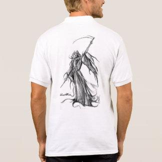 GrimReaper002 DeathWear Polo T-shirt