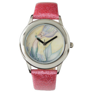 Grimshaw Rolling with the Waves Mermaid Watch