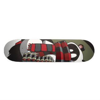 grimzboard skateboard deck