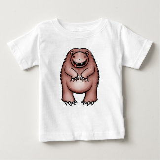Grin and bear it (infant) baby T-Shirt
