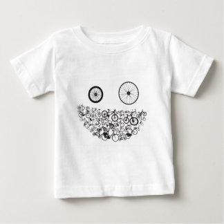 Grin Giver Project Santa Cycle Baby T-Shirt