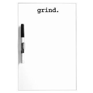 grind dry erase whiteboards