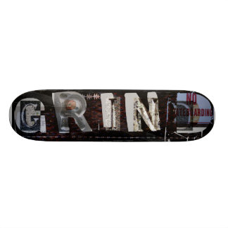 Grind Series #1 Skateboard Deck