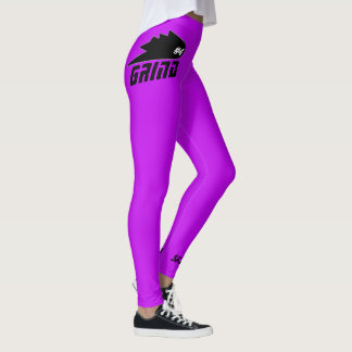 grind skateboard clothing sports logo leggings