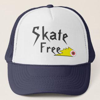grind skateboard clothing sports logo trucker hat
