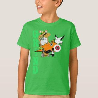 grind skateboarding shirt