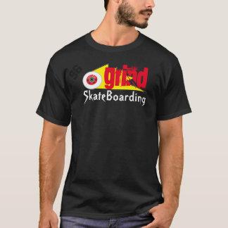 Grind skateboarding t shirts mens