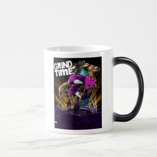Grind Time Mug