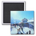 Grindelwald Grund Refrigerator Magnets