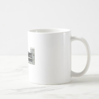 Grinding In Detroit Coffee Mugs