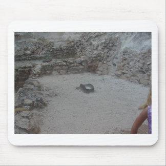 grinding stone mousepad