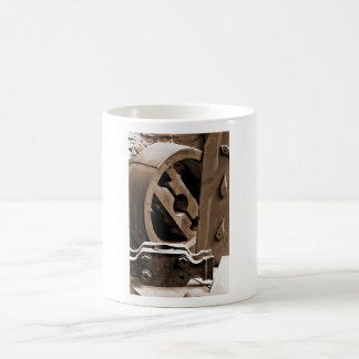 Grinding Wheel Mug