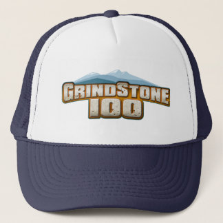 Grindstone 100 trucker hat