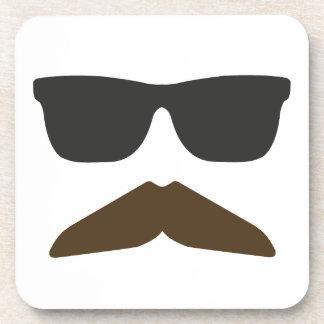 Gringo Moustache Coaster