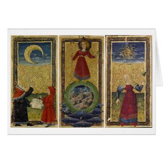 Gringonneur Tarot card