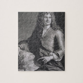 Grinling Gibbons (1648-1721) (litho) Jigsaw Puzzle