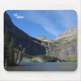 Grinnell Lake - Glacier National Park Mouse Pad