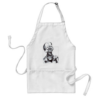 Grinning Ghoul Adult Apron