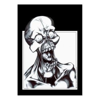Grinning Ghoul Business Card