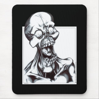 Grinning Ghoul Mousepad