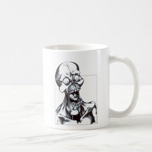 Grinning Ghoul Coffee Mug