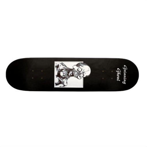 Grinning Ghoul Skateboards