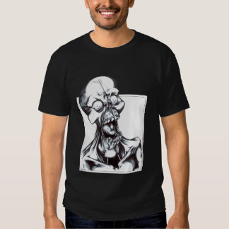 Grinning Ghoul Tee Shirts