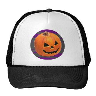 Grinning Pumpkin Cap