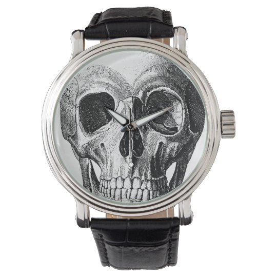 Grinning Skull Watch