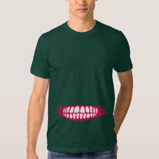 Grinning Teeth Shirts