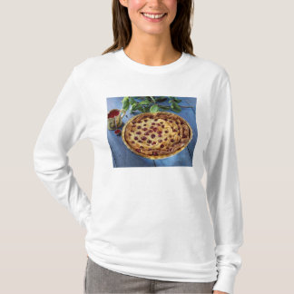 Griotte cherry clafoutis For use in USA T-Shirt