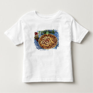Griotte cherry clafoutis For use in USA Toddler T-Shirt