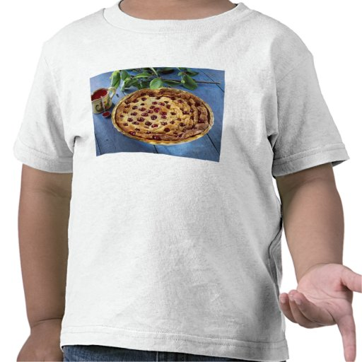 Griotte cherry clafoutis For use in USA Shirt
