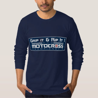 Grip it & Rip it  MotoCross Tee Shirt