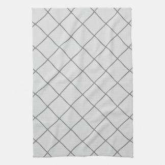 gris patterns tea towel