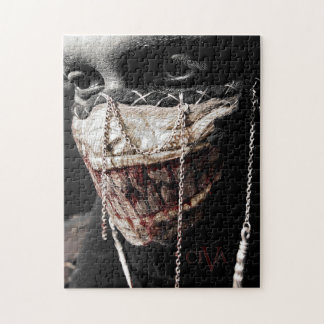 Grisly Retrospection Jigsaw Puzzle