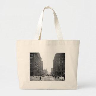 Griswold Street, Detroit: 1906 Bags