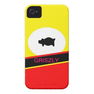 GRISZLY IPHONECASE iPhone 4 CASE
