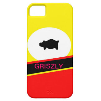 GRISZLY IPHONECASE iPhone 5 COVERS