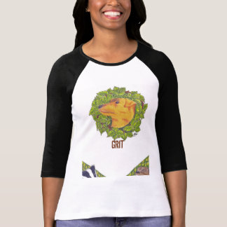 GRIT book shirt- hand drawn T Shirts