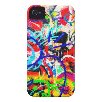 Gritty Crazy Graffiti iPhone 4 Covers